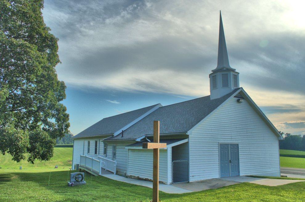 Alesia Free Methodist Church, Manchester, Maryland